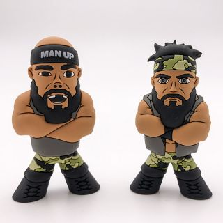 Briscoe Brothers Micro Brawler Figures (2 Pack)