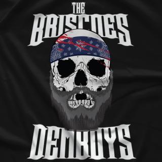 Briscoe Brothers Skull T-shirt