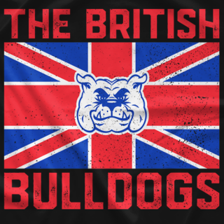 British Bulldog Classic T-shirt
