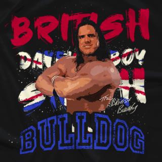 British Bulldog Retro