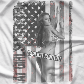 Brooke Adams American Made T-shirt