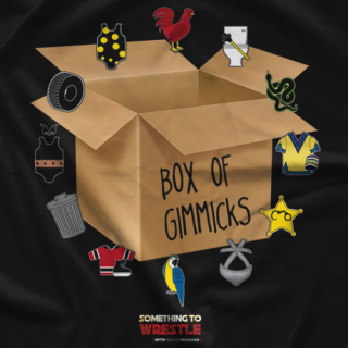 Box of Gimmicks T-shirt