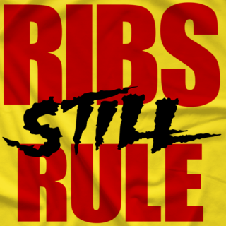 Ribs Rule T-shirt