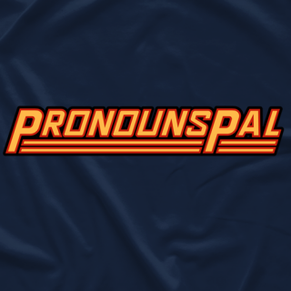 Pronouns Pal T-shirt