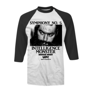 Intelligence Monster Raglan