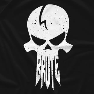 Brute Skull White