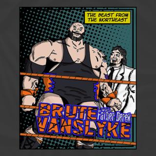 Brute Comic Book