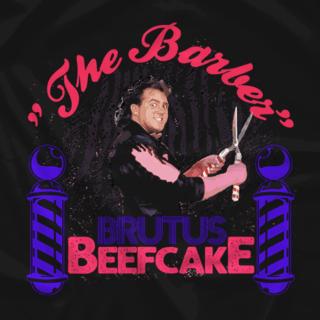 Brutus Beefcake Retro