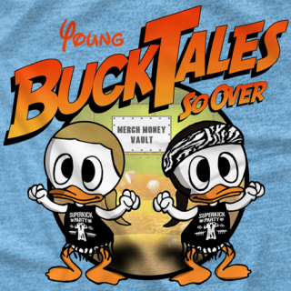 Young Bucks Buck Tales T-shirt
