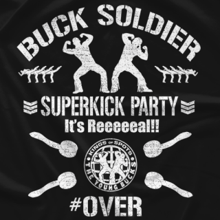 Young Bucks Buck Soldier T-shirt