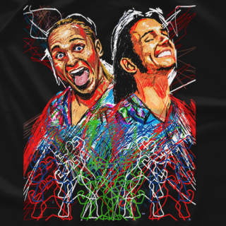 Young Bucks Scribble T-shirt