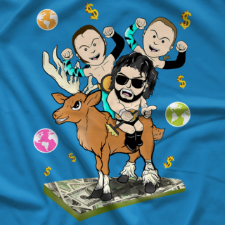 Young Bucks Kenny Omega Elite Day T-shirt