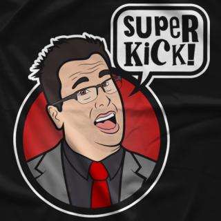 Corino Superkick!
