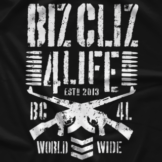 bb546f3f233ab Bullet Club Biz Cliz Originals T-shirt