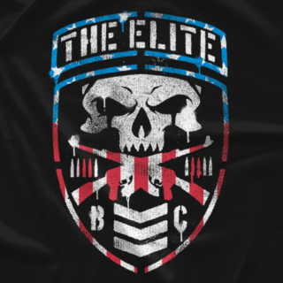 Elite Shield Flag