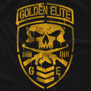 Golden Elite Shield