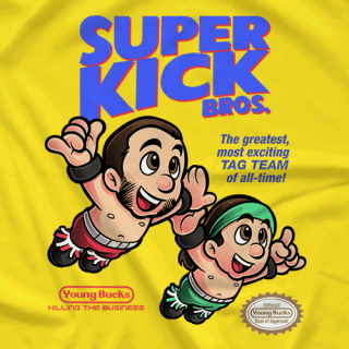 Super Kick Bros