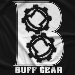 Buff Bagwell Buff Gears T-shirt