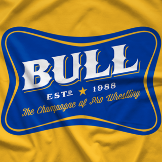 Bull James High Life T-shirt