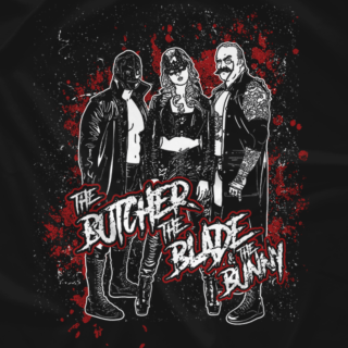 The Butcher, The Blade & The Bunny