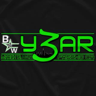 BotW Year 3 T-Shirt