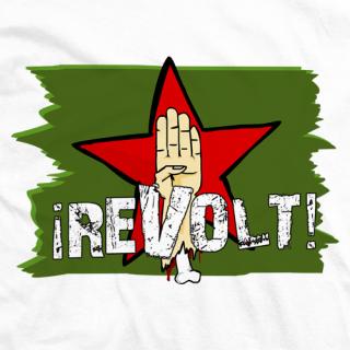 Four Fingered REVOLT