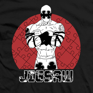 Jigsaw in Black