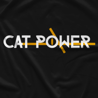 Cat Power T-shirt