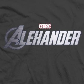 Cedric Alexander Avenger T-shirt