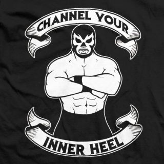 Channel Your Inner Heel