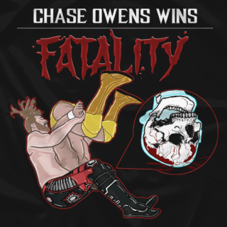 Chase Owens Wins