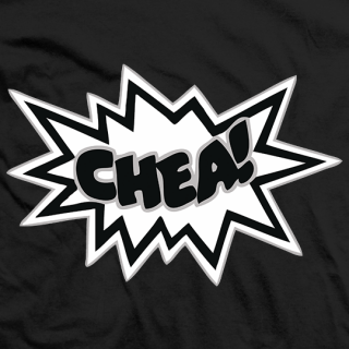 Crime Time Chea! T-shirt