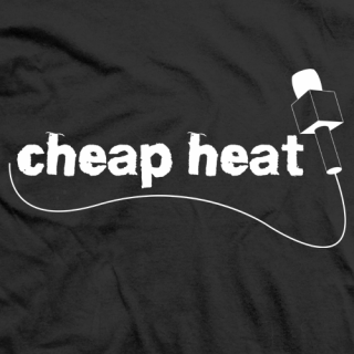 Cheap Heat - Black