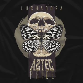 Luchadora Aztec Pride