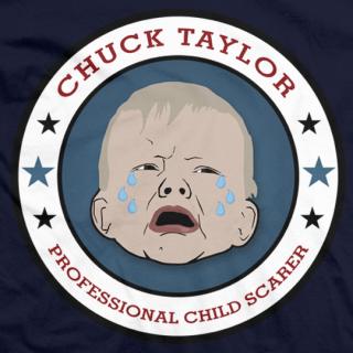 Professional Child Scarer T-shirt
