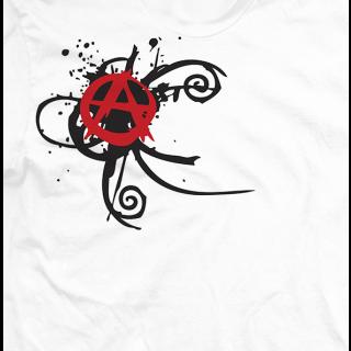 Arik Cannon Chip On Your Shoulder T-shirt