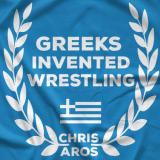 Greeks Invented Wrestling
