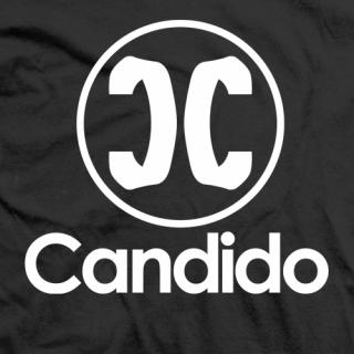 Chris Candido Logo T-shirt