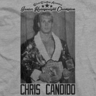 Candido Old School T-shirt