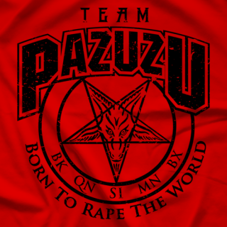 Team Pazuzu T-shirt
