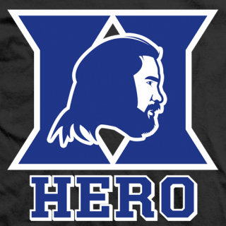 Chris Hero Hero Devils T-shirt