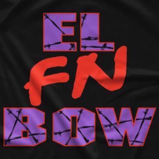 Chris Hero EL F'N BOW T-shirt