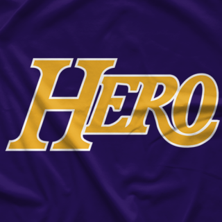 Chris Hero LA Hero T-shirt