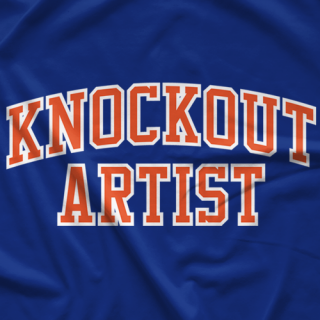 Knickout Artist (Royal Blue)