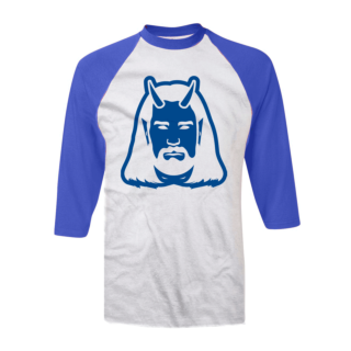 Blue Devil Retro - Baseball Tee