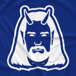 Blue Devil Retro