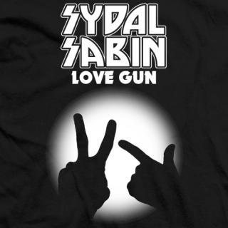 Sabin/Sydal Love Gun T-shirt
