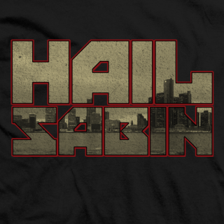 Chris Sabin Hail Sabin T-shirt