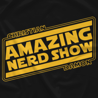 The Amazing Nerd Show Logo!