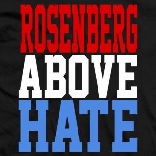 Rosenberg Above Hate